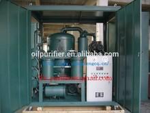 ZHONGNENG Transformer Oil Purifier / Insulating Oil Purifier / Vacuum Filtration