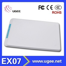 UGEE EX07 8x5 inches pen digital drawing pictures graphic tablet