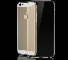 Fashional bumper for iphone6 clear case,4.7&5.5 inch smartphone pc and tpu handy cover