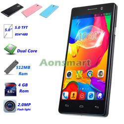 2014 5inch cheap dual core unlocked galaxy 3G cell phone