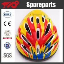 2015 New Design Low Price kids plastic motorcycle helmet