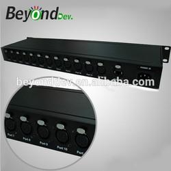 12 Ports DMX ArtNet Controller