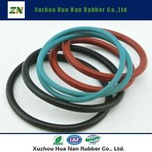 elastic silicone o rings