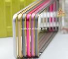 New design aluminum bumper for iPhone 5s