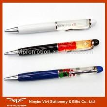 Liquid Floating Pen for Promotion