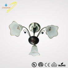 CZ80041-3C indoor restaurant dome light ceiling-mounted luminaire,high ceiling lighting modern chandelier for high ceilings