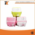 Electric heating lunch box,multi-functional electric lunch box,car electric lunch box