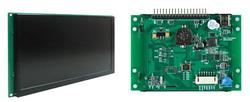 Industrial TFT operator interface panel screen