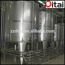 honey warmer tank for honey heating/mixing