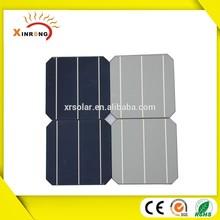 Hot Sale 156x156 Inch Wholesale Price PV Silicon Monocrystalline Solar Cell