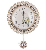Cheap Retro Wall Clock Wall Mounted Clock JHF13-023W