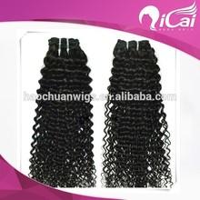 raw human hair ,virgin deep curly indian hair weaveing