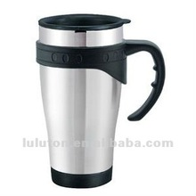 2012 Hot Sale Stainless steel coffee cup, travel mug, stainless steel travel mugs