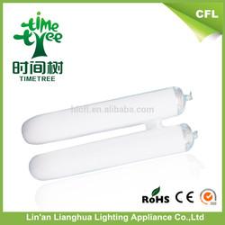 2u 6w 7w Tricolor 2u CFL Light Bulb Tube Price, Cheap 2u Cfl Part Price