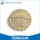China Great Quality Gold Athletics Old Ag 999 Silver Coin
