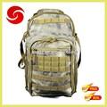 venta caliente militar mochila multifuncional de mochila de camuflaje