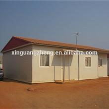 EPS panel refugee camp prefab house shelter
