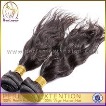 Gift For Christmas Uzbekistan Virgin Hair 100% Natural Human Hair Extensions