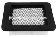 mower parts air filter KAWSAKI 11029-2021 , lawn mower air filter OEM Supplier