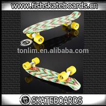 22 inch mini cruiser penny skateboard Print trucks for sale