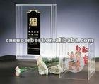 popular transparent acrylic display cage or box
