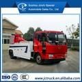 Faw j6 4x2 hängen gemeinsame wrecker lkw, 60 tonnen rotator abschleppwagen lkw