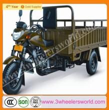 China Zongshen brand 175cc powerful engine three wheel motorcycle