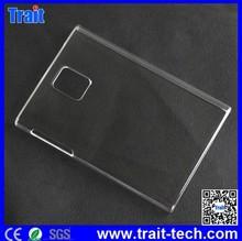 for Blackberry Passport Case Clear Transparent Blank Case for Blackberry Passport