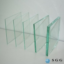 Perfect 12 mm tempered clear float glass price