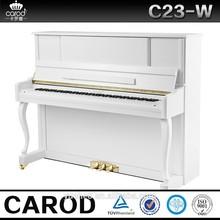 C23- W bambini mini pianoforte giocattolo di legno fro vendita