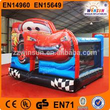 Amusement park Sale cheap bouncy castles inflatables china