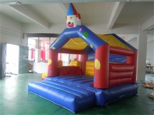 Huizun 2014 inflatable castle,adult bounce house,bouncy castle for promotion