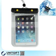 Universal Mobile Phone PVC Waterproof Bag For Swimming for ipad