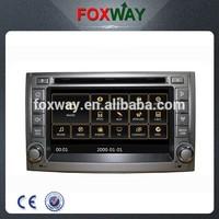 "800x480 high quality 6.5"" 2 din car DVD players for Hyundai H-1/Starex"