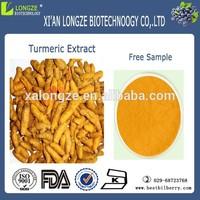 turmeric root extract powder 95% curcumin