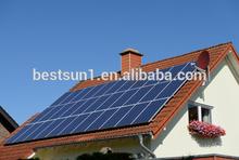 price per watt solar panels solar 5 kw solaranlage photovoltaik solar set/5KW solar panel pakistan lahore
