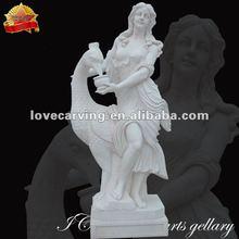 Western art marble nude sculptures women statue
