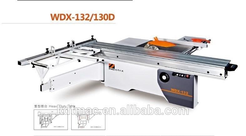 Sliding Table Saw Wdx 132 Buy Sliding Table Panel Saw Commercial Table Saws Sliding Table Band