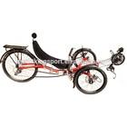 Electric reverse recumbent bike google trike recumbent trike
