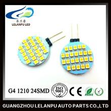 24smd 1210 led g4 led auto lamp