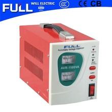 Relay type Full Automatic Ac Voltage Regulator