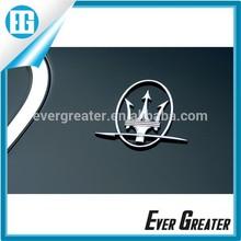 Good Quality chrome auto emblem round car logo emblem luxury car emblem