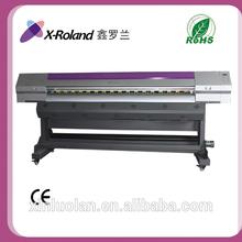 X-Roland 1440dpi high definition digital printer with epson dx5 printhead