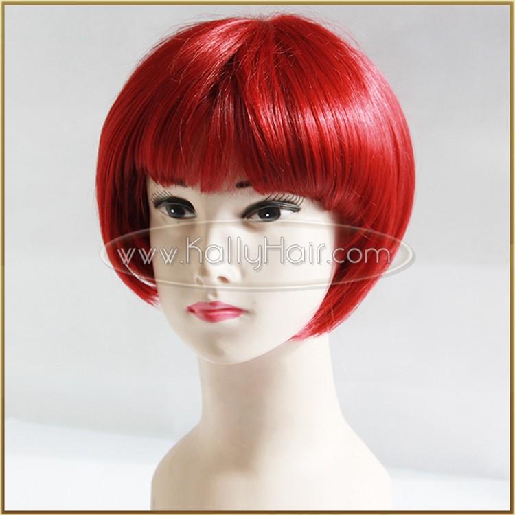 Dye Colors For Short Hair Short Bob Red Wine Color Hair