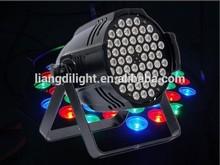 54pcs 3w RGB Mega Tri LED Par Stage Light