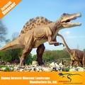 Bajo costo de alta calidad animatronic dinosaurio- diseño de la escena