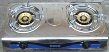 2015 lpg gas cooktop/ tabl gas stove/brass flame stove