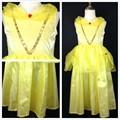 Fábrica de bebé al por mayor vestido de las niñas, las niñas vestido de fiesta, las niñas p13007 vestido