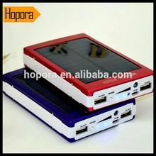 Dual USB Universal 30000Mah Mobile Phone Power Bank Solar Charger