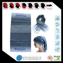 Cotton Multifunctional Seamless Tube Protection Pirate Bandana
